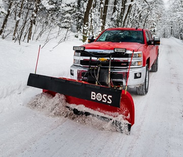 Heavy Duty Plows