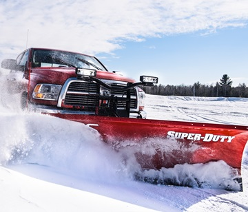 Super Duty Plows