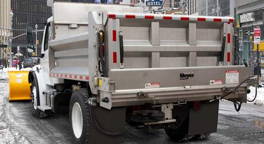Dump Truck Spreaders